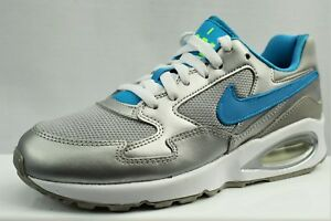 buy popular ae7ab f3b22 Image is loading NIKE-AIR-MAX-ST-JUNIOR-TRAINERS-BRAND-NEW-
