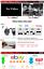LEXAcctv 4in1 HD 2MP 1080P 3.6mm TVI AHD CVI Analog CCTV Dome Camera Night Lens