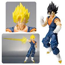 Dragon Ball Z Vegetto Super Saiyan SH Figuarts Bandai OFFICIAL Action Figure