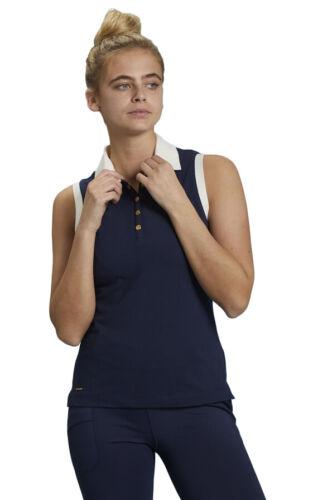 Toggi Ladies Hinford Sleeveless Polo Shirt