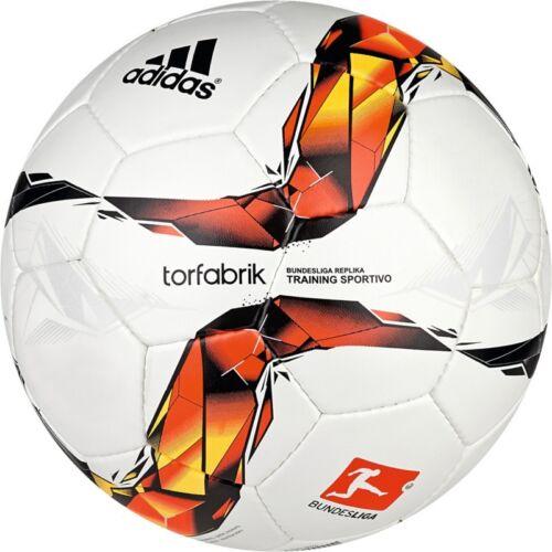 adidas Torfabrik Training Sportivo Bundesliga 2015//2016 weiß//rot//orange S90214