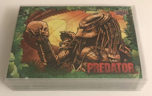 2018 Upper Deck Predator Base Set #1-28