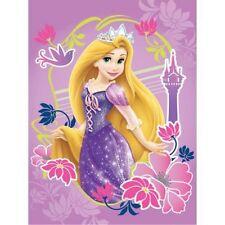 Disney Rapunzel Tangled  fleece blanket  throw NEW