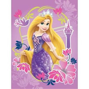 Disney-Rapunzel-Tangled-fleece-blanket-throw-NEW