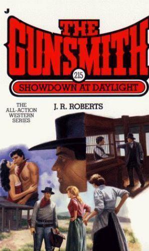 Showdown at Daylight by J. R. Roberts