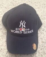 Brand With Tag York Yankees 2009 World Series Hat - Fast Ship