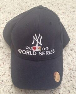 2e321fabb88 Brand New with Tag! New York Yankees 2009 World Series Hat - Fast ...