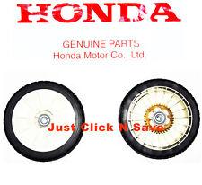 OEM Honda HRB215HXA HRB215SDA HRB215SXA Lawn Mower SET of 2 REAR DRIVE WHEELS