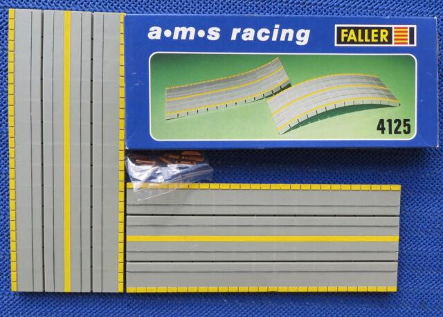 Faller Ams 4125 Flexible Straight 20 cm Boxed