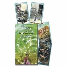 The Fairy Lights Tarot Deck by Lo Scarabeo Staff and Lucia Mattioli (2013, Cards