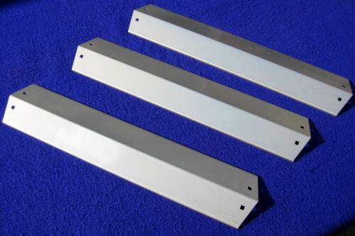 CHAR-GRILLER 5050 PN 95051 Stainless Steel Heat Plate-3 pack-18 Gauge .048