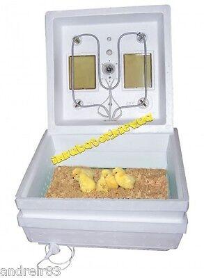 Incubator Nursery for chicks Kurchatko for heating young birds