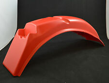 Garde boue arrière/Rear fender TM 80/125 1983-1984 rouge mat/ mat finish red