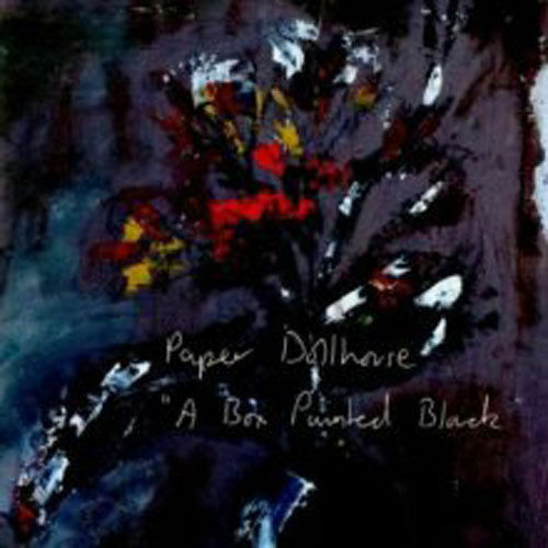 Paper Dollhouse - A Box Painted Black Neu LP