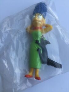 1990-the-Simpsons-MARGE-Action-Figure-With-Cat-3