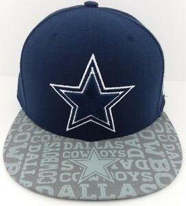 Dallas Cowboys NFL New Era 59FIFTY fitted hat cap 14 draft on-stage ... 00e10f21c0f5