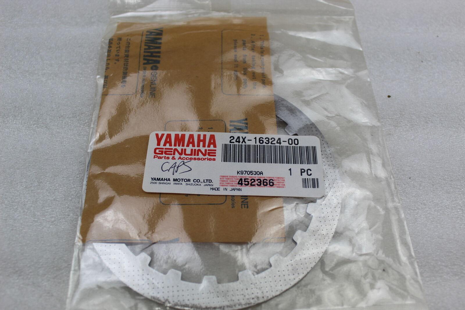 YAMAHA CLUTCH PLATE 24X-16324-00