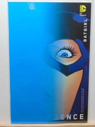 Batgirl Convergence #2 Variant Edition  D.C Universe Comics  CB4876