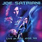 Live In San Jose 88 von Joe Satriani (2015)