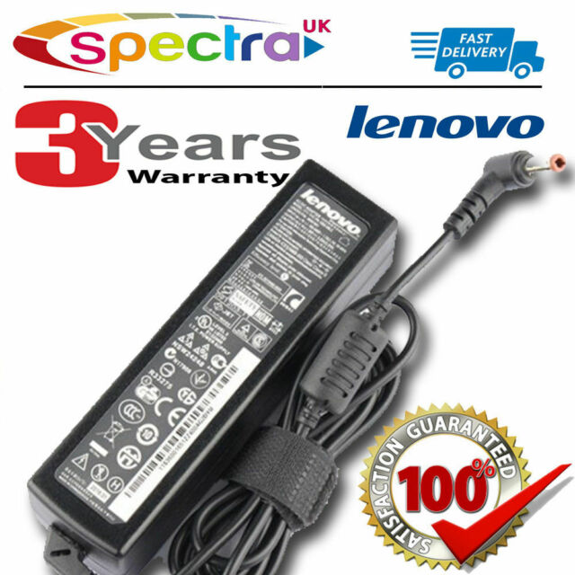 Lenovo 36001792 Laptop Charger CPA-A065 AC Adapter 20v 3.25a Notebook Power