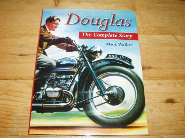 Douglas- The Complete Story.. Was £19.95