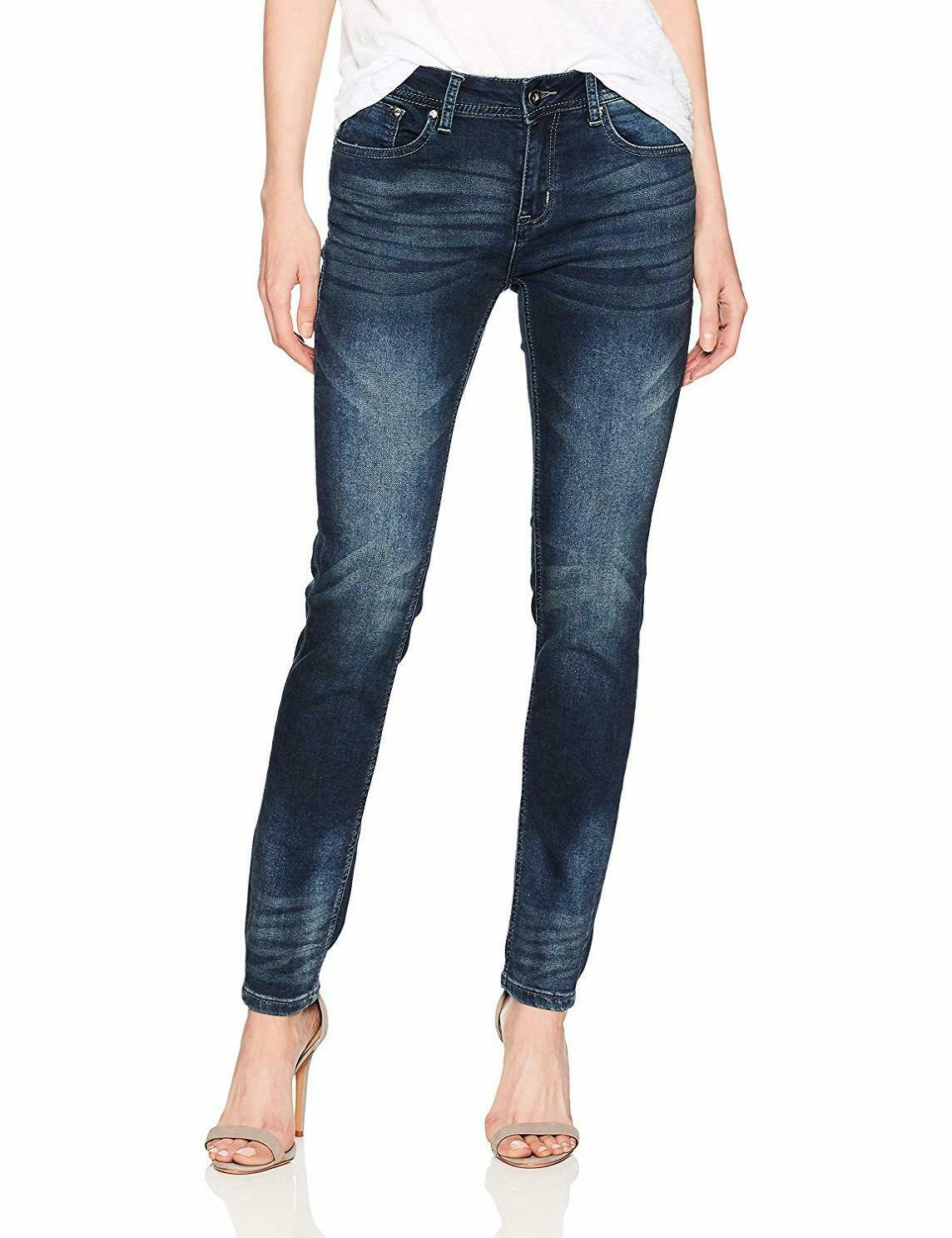Grace in LA Women's Easy Fit Skinny Jeans - Choose SZ color