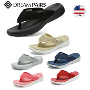 DREAM PAIRS Women's Arch Support Soft