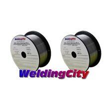 Weldingcity 2 Rolls Gasless Flux Core Mig Welding Wire E71t Gs 030 08mm 2 Lb