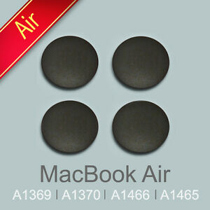 "4 x Rubber Feet Foot for 11/"" 13/"" Apple Macbook Air Model A1369 A1370 A1466 A1465"