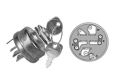 Cub Cadet Mower Ignition Switch - 2130, 2135, 2165, 2182 ...