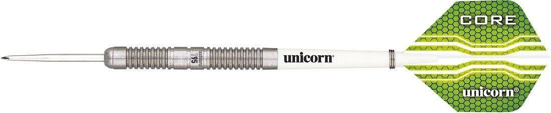Unicorn Core XL T95 Steel Darts 1 Satz 28 Gr.