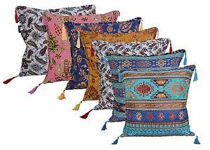 orientalisch asiatisch indisch kissenbez ge kissenh llen. Black Bedroom Furniture Sets. Home Design Ideas