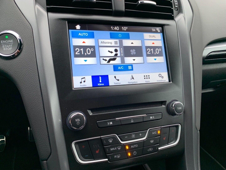 Ford Mondeo 2,0 TDCi 150 ST-Line stc. aut. - billede 10