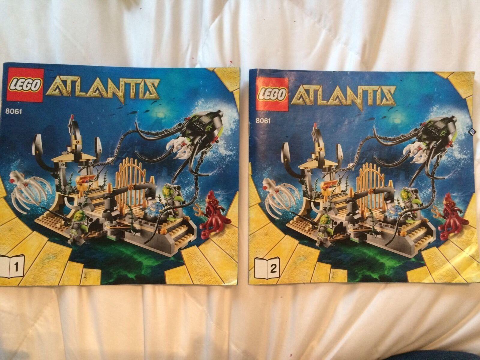LEGO Atlantis Gateway of of of the Squid 90c317