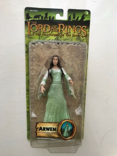 Entièrement neuf dans sa boîte Lord of the Rings Arwen MARVEL figurine Fellowship of the ring