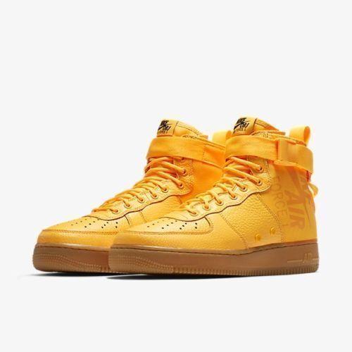 Nike sf af1 forza speciale metà ob odell beckham arancione 917753 801 da 9 / 10