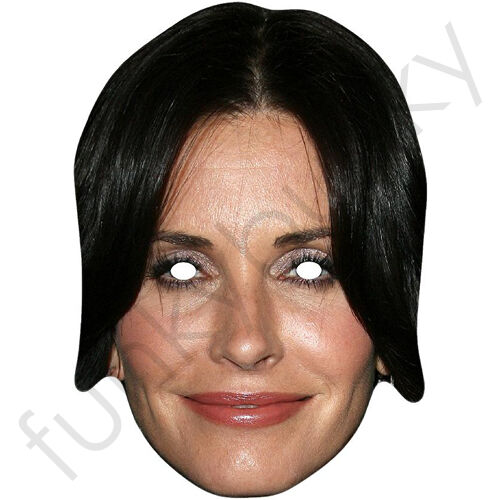 FRIENDS All 6 Actors Celebrity Card Masks All Our Masks Are Pre-Cut!
