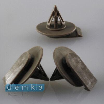 10x CLIP FIJACION DE PARACHOQUES CHRYSLER FORD MG 603044 W7005589-S300 1605396