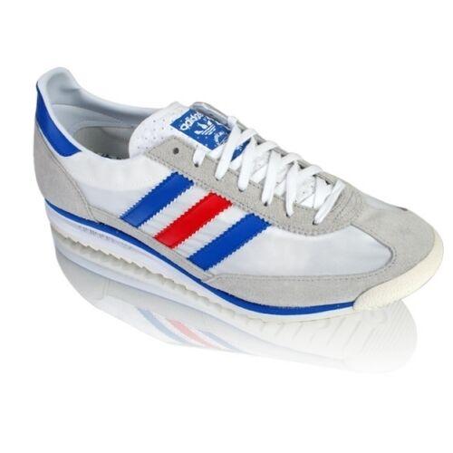 adidas g19299 originaux femmes sl 72 vintage chaussures former de de de baskets blanches dcc2d9