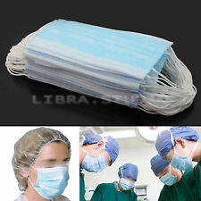 Asthma Flu? 10 Pcs Anti Hay Fever Allergies Air Pollution Disposable Mouth Mask