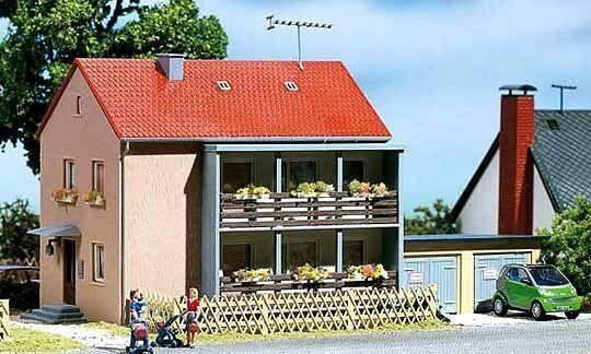 Auhagen Casa de decoraci/ón para modelismo ferroviario 12236