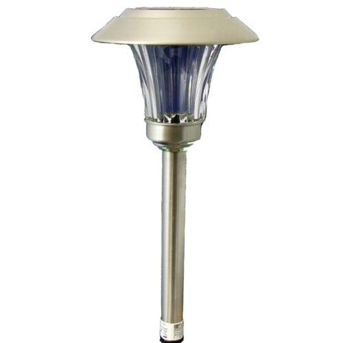 Luce Solare LED Lampada da Giardino Sfera Pietra Lanterna