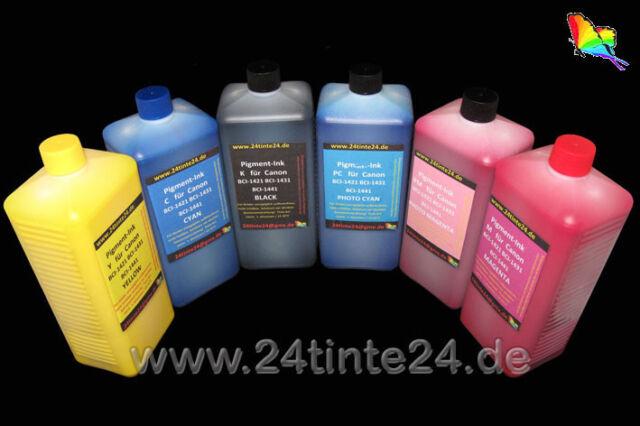 1 L PFI106 PFI206 Ink Tinte PIGMENT für Canon ImagePROGRAF iPF6400SE iP 6400 SE
