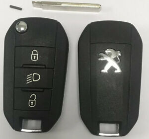 ORIGINAL-Cle-Telecommande-Complete-Peugeot-208-2008-308-508-ID46-434mhz