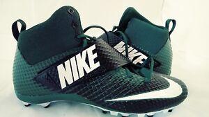 New York Jets Nike Strike Pro Football Cleats Size 15 Jamal Adams Sam Darnold Ebay