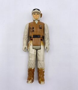 Vintage Star Wars Empire Strikes Back Rebel Soldier Action Figure 1980 Kenner