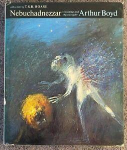 1972 1st NEBUCHADNEZZAR by Arthur Boyd, free EXPRESS shipping AUST WIDE