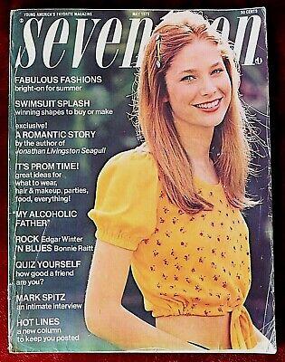 Seventeen Magazine ~ May 1973 ~ Deborah