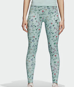a5fcdc73cde07 Image is loading NEW-Adidas-Originals-colour-love-set-flower-leggings-