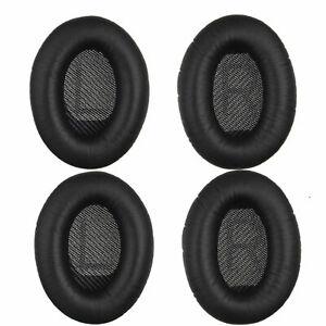 2-Pair-Earpads-Cushion-For-Bose-Quietcomfort-2-QC15-QC35-QC2-QC25-AE2-AE2i